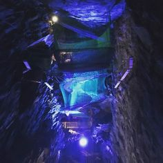 Whatever the weather we have an adventure for you. Zip World Bounce Below is underground so you can escape from the rain #ExperienceAdventure #ExperienceAdventure