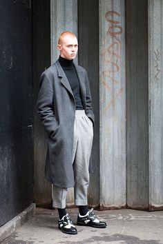 GQ: The Best Dressed Men of London Fashion Week
