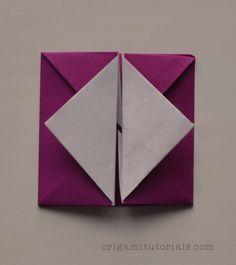 Origami Box Tato Tutorial | Origami Tutorials