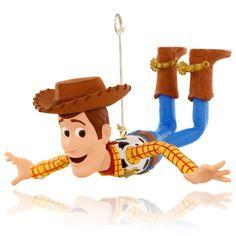 Hallmark 2015 Disney/Pixar Toy Story Woody is on a Mission Ornament