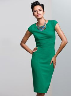 (Kelly) green with envy.  #wearwhatworks #whbm #spring
