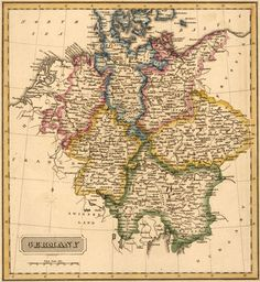 Image result for historical maps germany