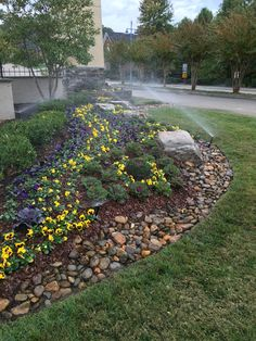 landscaping ideas for commercial property Commercial Landscape