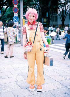 eBook-FRUiTS magazine No.014 Korean Fashion Trends, Japanese Street Fashion, Korea Fashion, Japan Fashion, India Fashion, 70s Fashion, Fasion, Harajuku Girls, Harajuku Fashion