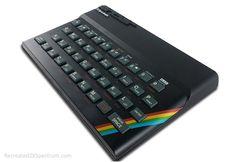 Un Sinclair ZX Spectrum compatible con iOS, Android, TV y ordenadores