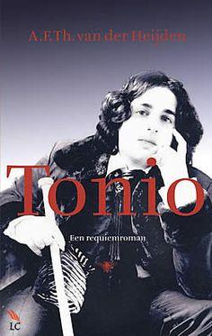 """Boek """"Tonio"""" van A.F.Th. van der Heijden   ISBN: 9789023459545, verschenen: 2011, aantal paginas: 632"""