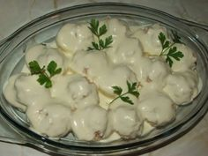 See related links to what you are looking for. Hungarian Cuisine, Hungarian Recipes, My Recipes, Cooking Recipes, Healthy Recipes, Dessert Recipes, Creamed Asparagus, Cold Dishes, Special Recipes