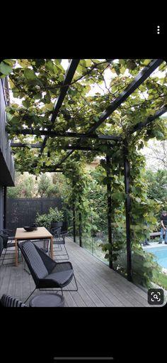 Outdoor Pergola, Outdoor Decor, Backyard, Patio, Outdoor Furniture, Home Decor, Lawn And Garden, Decoration Home, Room Decor
