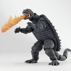 Gamera Showa Revoltech Has Been Revealed - The Toyark - News Godzilla Figures, Godzilla Toys, Godzilla Comics, Monster Pictures, Guardians Of The Universe, Japanese Monster, Cool Toys, Awesome Toys, Scary Monsters