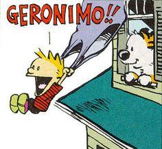 March 30, 1986 - Geronimo!!