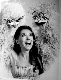shari lewis with puppets