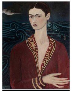 Self portrait Diego Rivera Frida Kahlo, Frida And Diego, Kahlo Paintings, Frida Kahlo Artwork, Google Art Project, Ouvrages D'art, Art Google, Oeuvre D'art, Art History