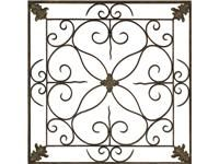 Paragon Accessories Aged Floral Panel