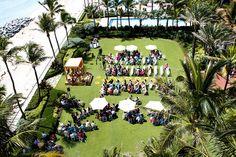 Stunning Indian wedding on The Breakers Ocean Lawn