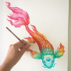 Sanjana Makes Art Tumblr