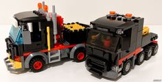 Lego City Sets, Lego Sets, Cargo Transport, Lego Police, Lego Truck, Madness, This Or That Questions, Geek, Trucks