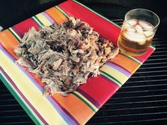 Bourbon pairs well with everything, so I wasn't surprising that this Bourbon Stuffed Boston Butt was amazing!! This is a perfect Labor Day Recipe!!