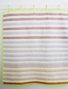 Molly's Sketchbook: Watercolor Quilt - The Purl Bee