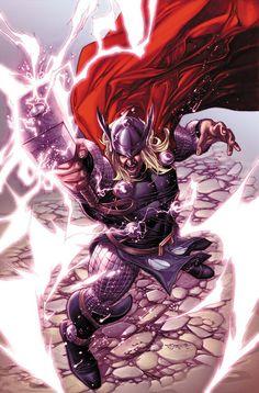 Stephen Segovia - Thor