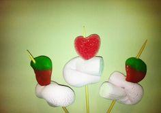 Amor de gominola. Preparando el Candy Bar para los peques (y los que no lo son tanto!!)  www.velagua.com