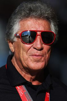 Legendary Mario Andretti Photo - F1 Grand Prix of USA http://VIPsAccess.com/luxury/hotel/tickets-package/monaco-grand-prix.html