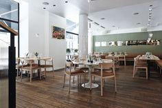 Michel Restaurant & Cocktail Bar in Helsinki by Joanna Laajisto | Yatzer