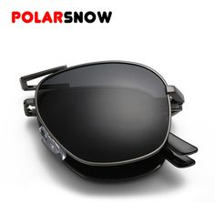 $21.04 (Buy here: https://alitems.com/g/1e8d114494ebda23ff8b16525dc3e8/?i=5&ulp=https%3A%2F%2Fwww.aliexpress.com%2Fitem%2FMen-s-Sunglasses-New-2016-Summer-Style-Polarized-Male-Sun-Glasses-Top-Quality-Foldable-Temple-Sunglass%2F32653233289.html ) POLARSNOW Men's Sunglasses New 2016 Polarized Male Sun Glasses Top Quality Foldable Temple Sunglass For Men Brand Designer for just $21.04