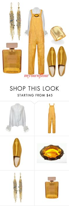 """""""FASHION FARMER"""" by myownflow ❤ liked on Polyvore featuring Isabel Marant, Joseph, Natasha Collis and Marco Bicego"""