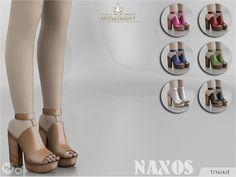 MJ95's Madlen Naxos Shoes
