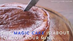 Magic Cake is the miracle dessert + latest food trend you need in your life.