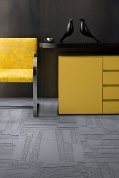 Redesign carpet tile from Interface