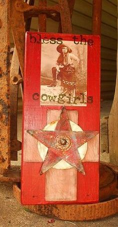 Bless the Cowgirls.  Original artwork by DeAnna H. McNeill, Mixed Media Artist.