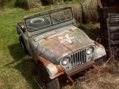 Army Jeep... ah don't let it die!!! Willis jeep dude....fix it!