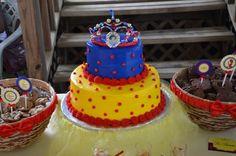 "Photo 3 of 35: Snow White / Birthday ""Erin's Snow White & the Seven Dwarfs Celebration""   Catch My Party"