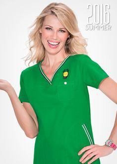 113 Ashley Sporty Pullover: 91 (Emerald/Pineapple)
