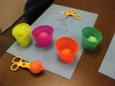 A Collection of Tray Activities - Teaching 2 and 3 year olds