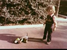 1970's Digger The Dog Commercial - one of my most favorite, beloved toys!
