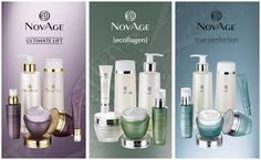 Средства NovAge воздействуют на 12 основных признаков старения кожи, из-за которых женщины выглядят старше своего возраста. #крем_для_лица #тоник_для_лица #молочко_для_лица #крем_для_век #уход_за_лицом #face_cream #facials #face_tonic #Facial_Cleanser #eye_cream #красота #beauty Beauty Box, Beauty Skin, Oriflame Business, Oriflame Beauty Products, Beauty Companies, Facial Treatment, Natural Cosmetics, Facial Cleanser, Voss Bottle