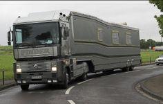 cirque pinder renault+living trailer | Flickr - Photo Sharing!
