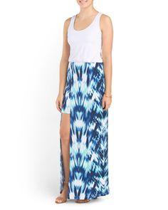 Emalee Maxi Dress - Dresses - T.J.Maxx