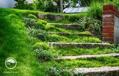 #landscape #architecture #garden #stairs #path #sandpit