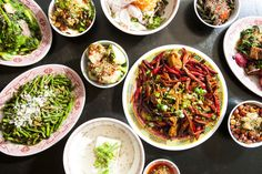 The best new restaurants in NYC for March 2020 Restaurants In Nyc, Mission Chinese Food, Best Chinese Restaurant, Asain Food, Meat Recipes, Cooking Recipes, Authentic Chinese Recipes, Food Spot, Asian Soup