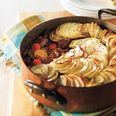 Casserole Recipes, Meat Recipes, Dinner Recipes, Dessert Recipes, Cooking Recipes, One Pot Dishes, One Pot Meals, Confort Food, Canadian Food