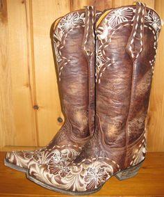 Old Gringo Erin Brass Bone Cowgirl Boots L640-4 at RiverTrail in North Carolina.