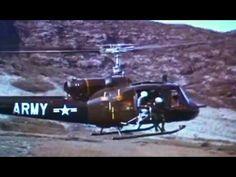 "Vietnam War Helicopter Door Gunners: ""Shotgun Rider"" circa 1967 US Army UH-1 Huey 29min"