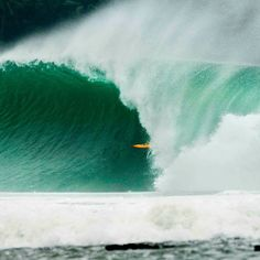 Tai Buddha wondering how long this barrel is gonna be #oneillindonesia #barrel #tubes #oneill #teamoneill #thisisindo