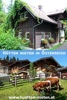 Places To Go, Wanderlust, Cabin, House Styles, Travel, Country Cottages, Austria, Small Cabins, Ski Trips
