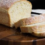 A delicious homemade bread recipe, with added millet and sesame seeds, for great crunch. Perfect for sandwiches and especially nice toasted or grilled.
