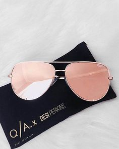 Quay X Desi Perkins Collection High Key - Shop at Stylizio for luxury designer handbags, leather purses and wallets. Women's and Men's watches, jewelry, sunglasses and other accessories. Fine gold and 925 sterling silver rings, necklaces, earrings. Gift ideas for women and men!