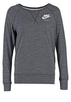 Nike Sportswear GYM VINTAGE - Sweatshirt - gris anthracite blanc -  Zalando.de Baumwolle ba2461d471